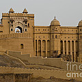 Amber Fort, India by John Shaw