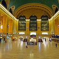 2 A.m.grand Central Station  by Ed Weidman