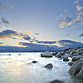 An Evening At Tahoe by Dianne Phelps