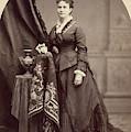 Ann Eliza Young (1844-1925) by Granger