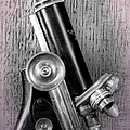 Antique Microscope by Garry McMichael