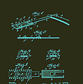 Antique Safety Razor Patent 1912 by Mountain Dreams