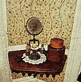 Antique Toiletry by Jean Goodwin Brooks