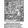 Apothecary, 1568 by Granger