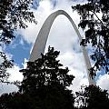 Arch To The Sky by Kenny Glover