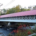 Ashuelot Covered Bridge by Catherine Gagne