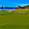 #2 At Chambers Bay Golf Course - Location Of The 2015 U.s. Open Championship by David Patterson