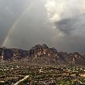 At The End Of The Rainbow  by Saija  Lehtonen