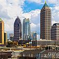 Atlanta - Georgia - Usa by Luciano Mortula