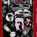 Auction Sale Of Adolf Hitler's Model 770-k 1941 Mercedes-benz Touring Car In Scottsdale Az 1973 by David Lee Guss