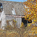 Autumn Barn by Ann Horn