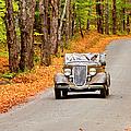 Autumn Drive by Brian Jannsen