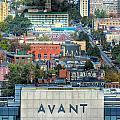 Avant  by Michael Frank Jr