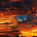 Awe Inspiring Sunset by Ellen Henneke
