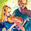 B02. Duet Players by Les Melton
