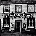 Bakewell  Pudding Factory In The Peak District - England by Doc Braham