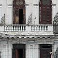 Balcony by Fran James