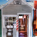 Barber Shop  by L Wright