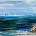 Barrier Islands by Regina Valluzzi