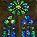 Basilica Sagrada Familia by John Greim