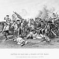 Battle Of Camden, 1780 by Granger