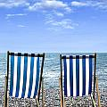 Beach Chairs by Joana Kruse