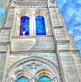 Beautiful Church by Kathleen Struckle