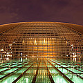 Beijing National Opera by Fototrav Print