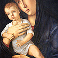 Bellini's Madonna And Child by Cora Wandel