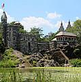 Belvedere Castle Central Park by Jemmy Archer