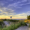 Big Sable Sunset by Twenty Two North Photography