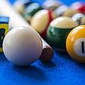 Billiard Balls by Paulo Goncalves