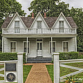 Birth Home Of Dwight D Eisenhower - Denison Texas by Mountain Dreams