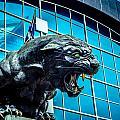 Black Panther Statue by Alex Grichenko