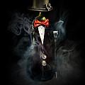 Black Suit by Jaroslaw Blaminsky