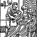 Bloodletting, 16th Century by Granger