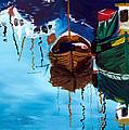 2 Boats by Jennifer Hickman
