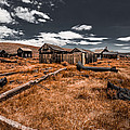 Bodie Ghost Town by Jerome Obille