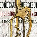 Bordeaux Blanc 2 by Debbie DeWitt