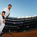 Boston Red Sox V New York Yankees by Al Bello