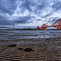 Both Forth Bridges by John Farnan