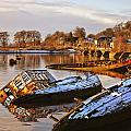 Bowling Harbour 02 by Antony McAulay