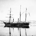 Brazilian Steamship, 1863 by Granger