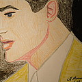 Brendan Fraser by Fladelita Messerli-