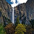 Bridalveil Falls by Bill Gallagher