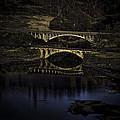2 Bridges At Dusk by Dale Stillman