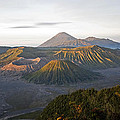Bromo  Valley  Java Indonesia by Dray Van Beeck