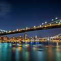 Brooklyn Bridge by Mihai Andritoiu