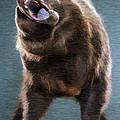 Brown Bear by Aleksey Tugolukov