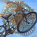 Bsa Parabike by Mark Jones